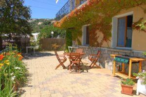 Villa Alba Dolce Appart terrasse 1