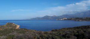 Villa Alba Dolce Calvi golfe de la Revellata panoramique