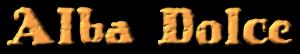 Villa Alba Dolce Logo Alba Dolce 3