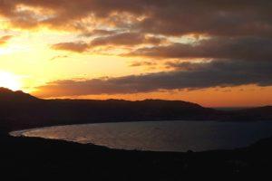 Villa Alba Dolce Maintenance golfe Calvi sunset
