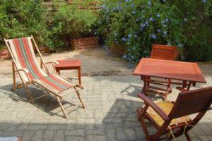 Villa Alba Dolce Studio terrasse 1