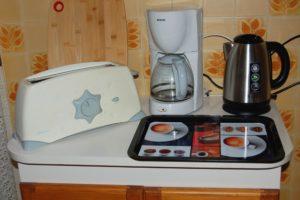 Villa Alba Dolce Studio coin petit déjeuner café