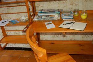 Villa Alba Dolce Studio coin secrétaire